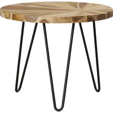 Vinalhaven End Table by Mercury Row