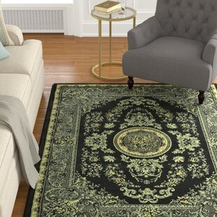 Reviews Zoelle Gray Oriental Area Rug ByDarby Home Co