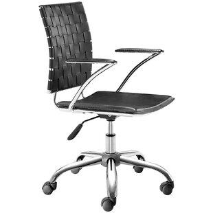 Buy luxury Weave Task Chair by Pyper Marketing LLC Reviews (2019) & Buyer's Guide
