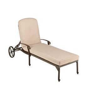 Arrey Chaise Lounge with Cushion