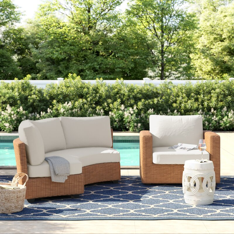 Sol 72 Outdoor 8 Piece Outdoor Seat Back Cushion Set Wayfair