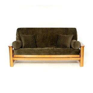 Box Cushion Futon Slipcover by Lifestyle Covers Spacial Price