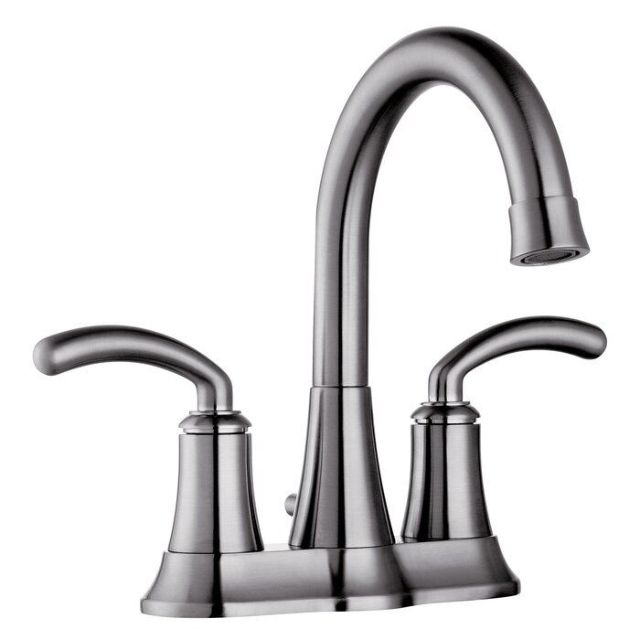 Faucets Centerset Faucet Standard Bathroom With Pop Up Drain And