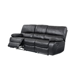 Read Reviews Merrimack Reclining Sofa by Red Barrel Studio Reviews (2019) & Buyer's Guide
