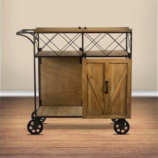63c5ec7ea171 Farmhouse & Rustic Bar Carts | Birch Lane