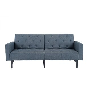 Looking for Rather Modern Tufted Reclining Sleeper Sofa by Wrought Studio Reviews (2019) & Buyer's Guide