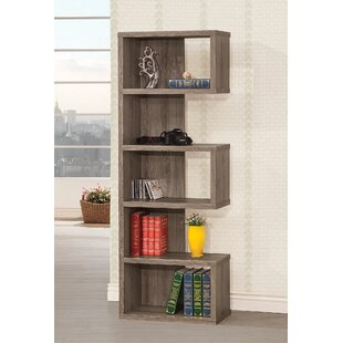 Antenore Standard Bookcase by Wrought Studio