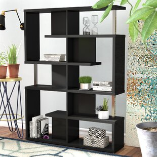 Chantilly Geometric Bookcase