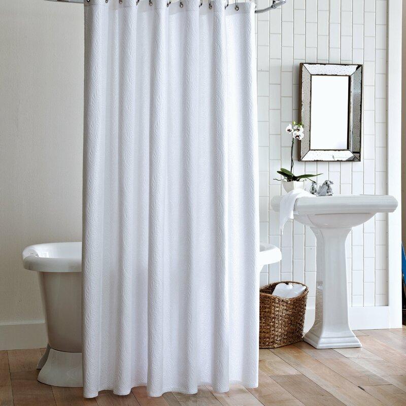 Superior Vienna Cotton Shower Curtain