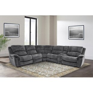 Cabragh 112 Symmetrical Reclining Sectional