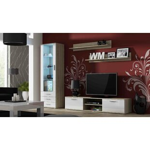 Faught 4 Piece Entertainment Center for TVs up to 78