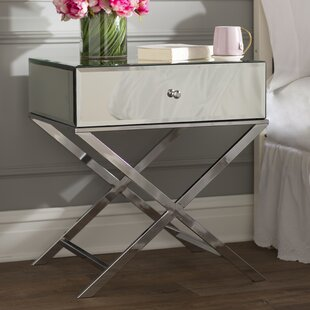 Desidério End Table With Storage