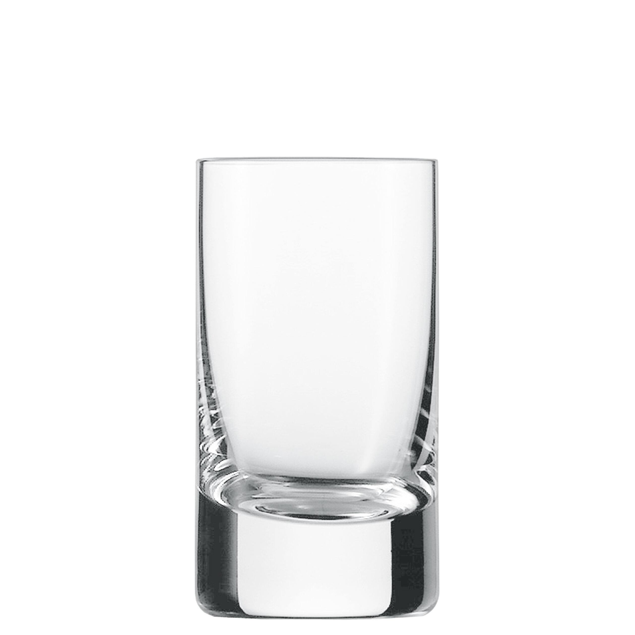 8 pc Shot Glasses Glass Barware Shots drink Tequilla Restaurant Supply 1.5 oz