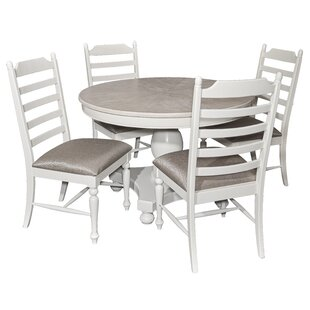 Slater Round 5 Piece Dining Set