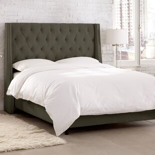 Charlotte Upholstered Panel Bed