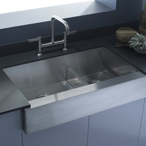 Farmhouse Kitchen Sinks farmhouse sinks you'll love | wayfair