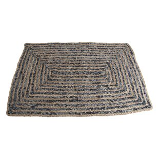 Best Hand-Woven Black Area Rug By TAG