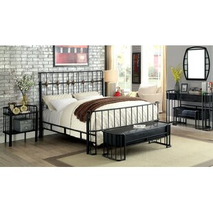 Farryn Panel Bed by Brayden Studio
