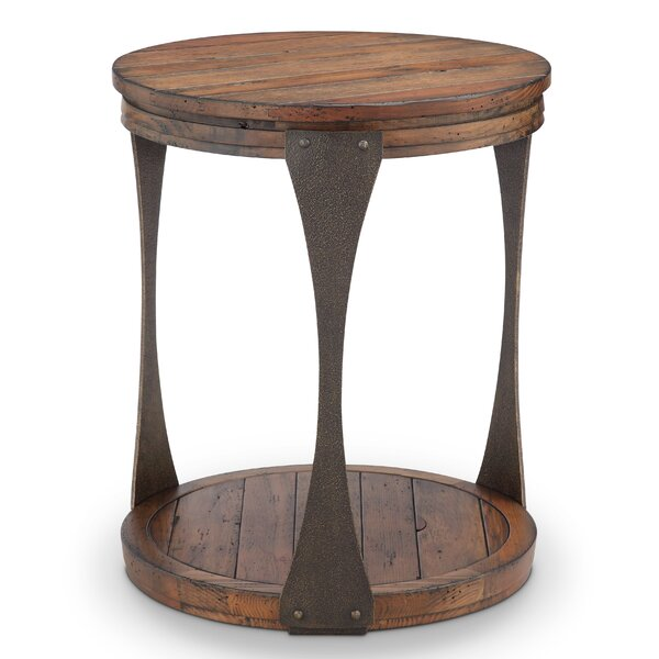 Round End Tables Youu0027ll Love | Wayfair