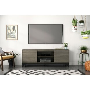 Leath TV Stand for TVs up to 80 by Ebern Designs