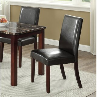 Amiyah Upholstered Dining Chair by Winston Porter SKU:BE794636 Details