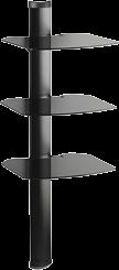 A/V Component Shelving