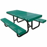 Radial 3 Piece Picnic Table