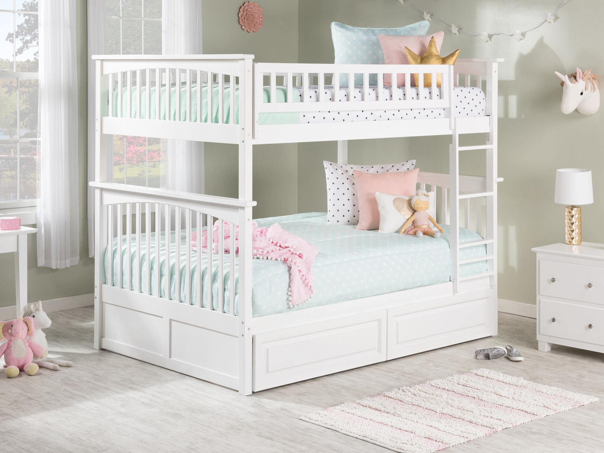 Viv Rae Henry Solid Wood Bunk Bed By Viv Rae Reviews Wayfair
