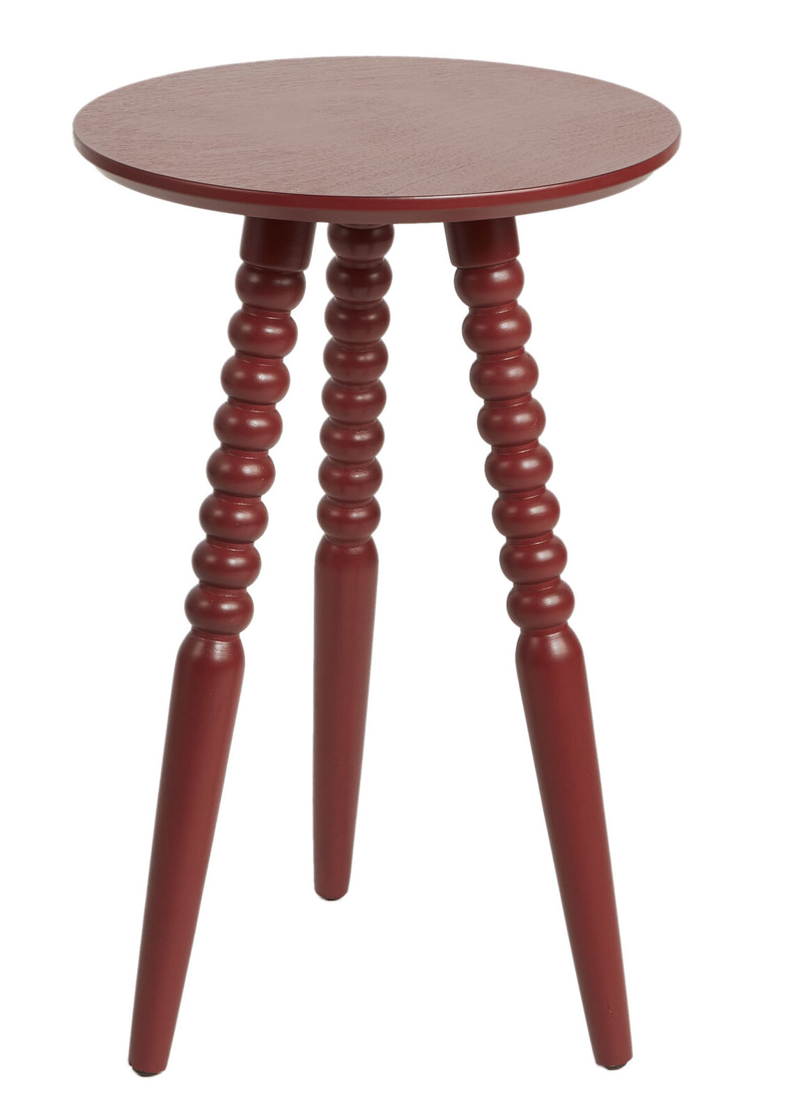 Breslin Round End Table