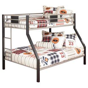 Best Komar Twin/Full Bunk Bed by Zoomie Kids Reviews (2019) & Buyer's Guide