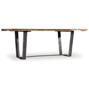 Live Edge Dining Table Hooker Furniture