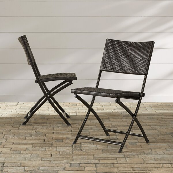 Pleasing Folding Patio Chairs Wayfair Ca Evergreenethics Interior Chair Design Evergreenethicsorg