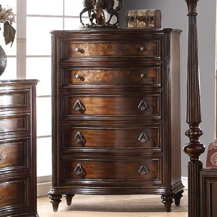 Wentzel 5 Drawer Chest By Astoria Grand