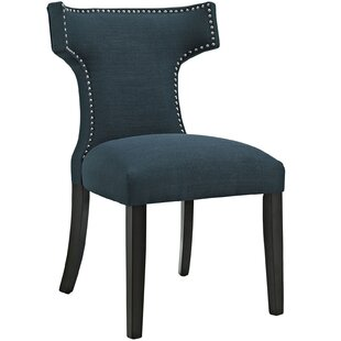Fant Curve Upholstered Dining Chair