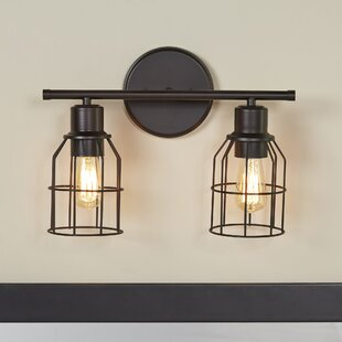 Top Reviews Cessal 2-Light Vanity Light By Trent Austin Design