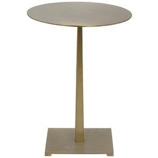 Stiletto End Table by Noir