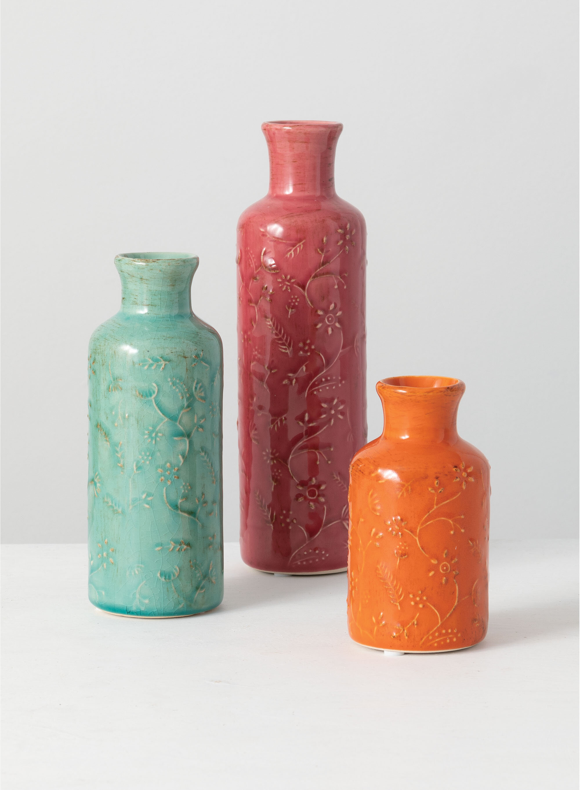 Decorative Bottles You Ll Love In 2021 Wayfair