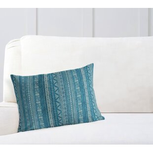 Adeline Cotton Lumbar Pillow