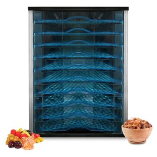 SereneLife 10 Tray Electric Food Dehydrator