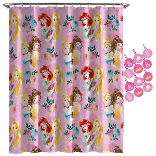 Disney Princess Sassy Shower Curtain