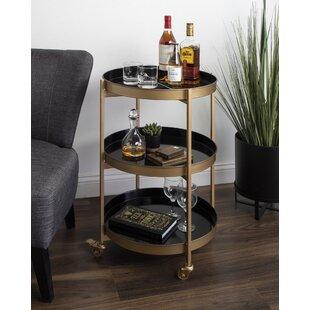 Foldable Bar Carts You Ll Love In 2021 Wayfair Ca