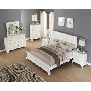fellsburg platform 6 piece bedroom set - Wood Bedroom Sets
