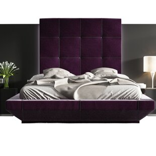 Rugeley Special Upholstered Panel Bed by Orren Ellis