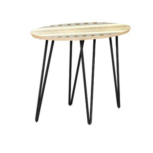 Huntsberry End Table by Bungalow Rose