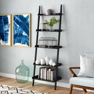 Nailsworth Ladder Bookcase by Three Posts