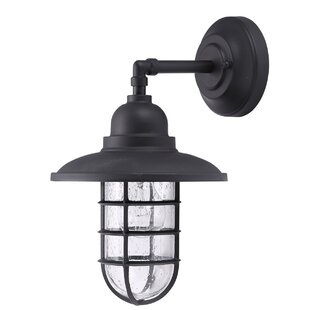 Hartsfield Outdoor Wall Lantern