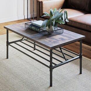 Reviews Vita Coffee Table ByGracie Oaks