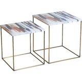 Monette Frame 2 Bunching Tables by Mercer41
