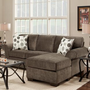 Radcliff Reversible Sectional with Ottoman