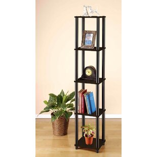 Juarez Etagere Bookcase by Rebrilliant 2019 Sale